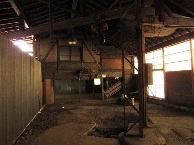 別棟(旧鋳物工場)