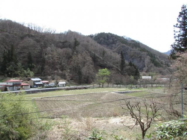 南方向景観