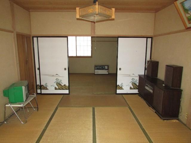 2階和室(続き間)