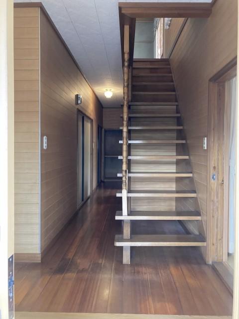 玄関~廊下・階段