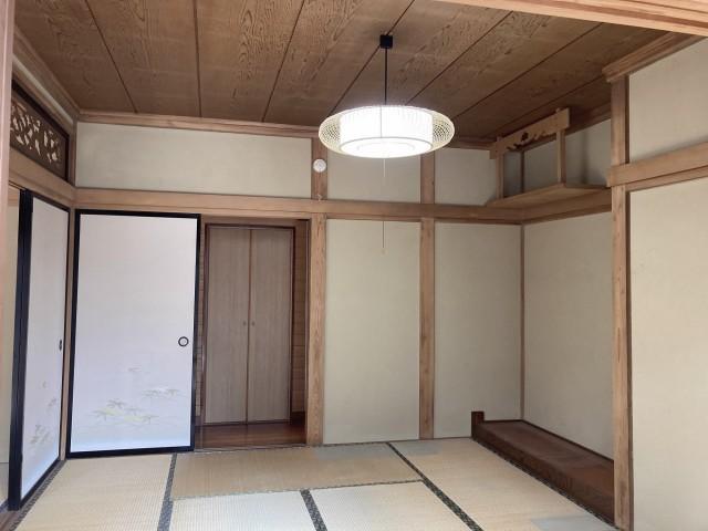 1階和室7帖