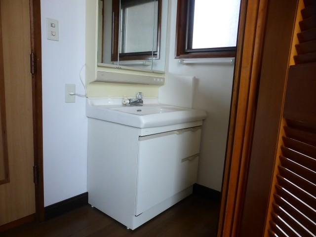 洗面室(南側)