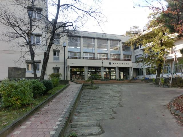 飯山市立木島小学校