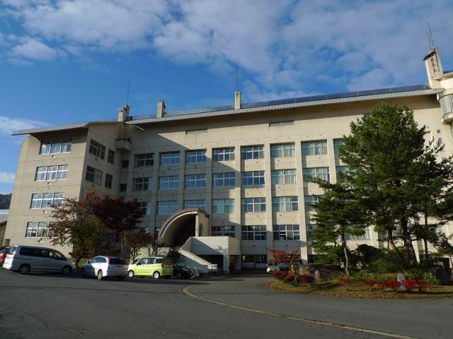 飯山市立城北中学校