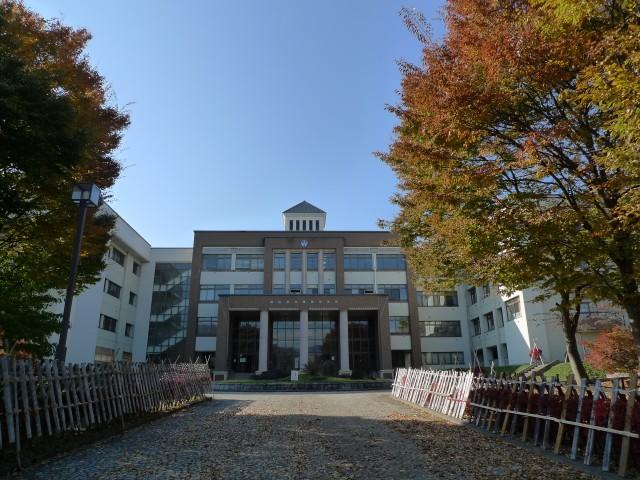 飯山市立城南中学校