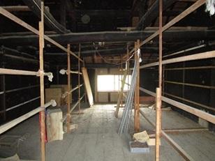 2階 蚕室