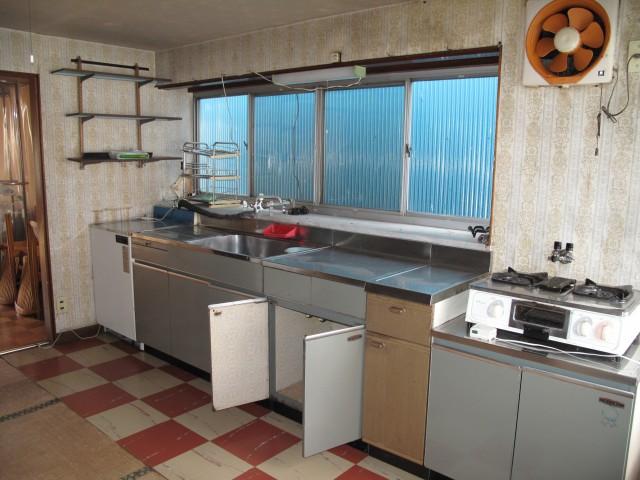 【2階】 台所
