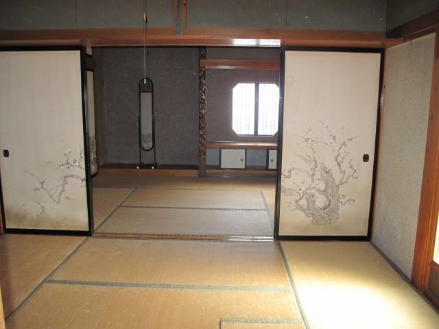 【2階】 和室6帖×2