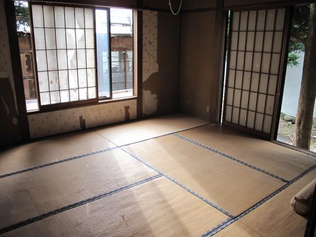 【1階】 別棟 和室8帖