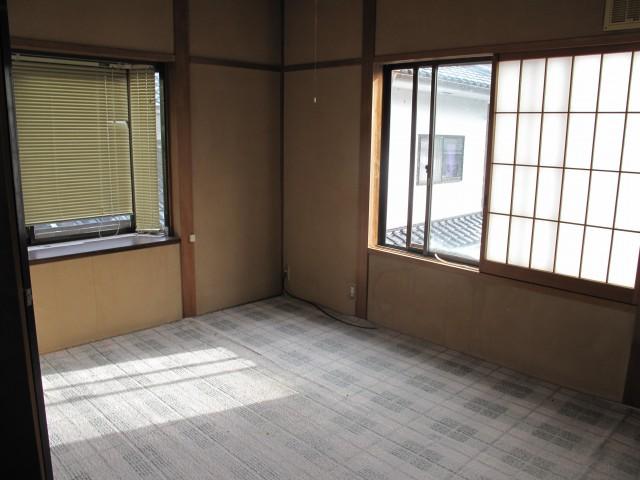 【2階】 離れの和室6帖