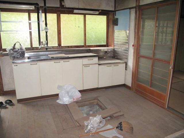【1階】台所