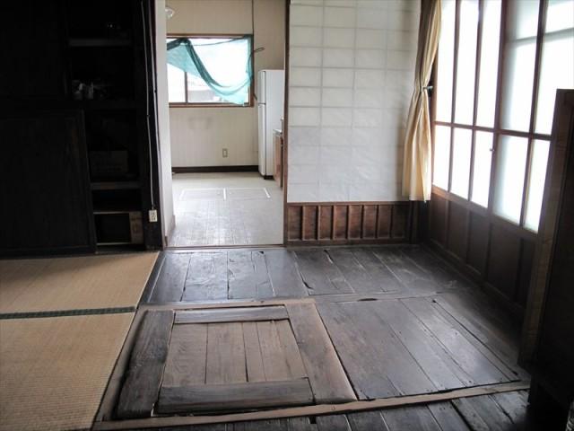 【1階】板の間