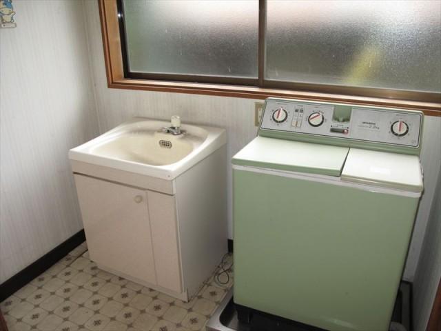 【1階】洗面脱衣室