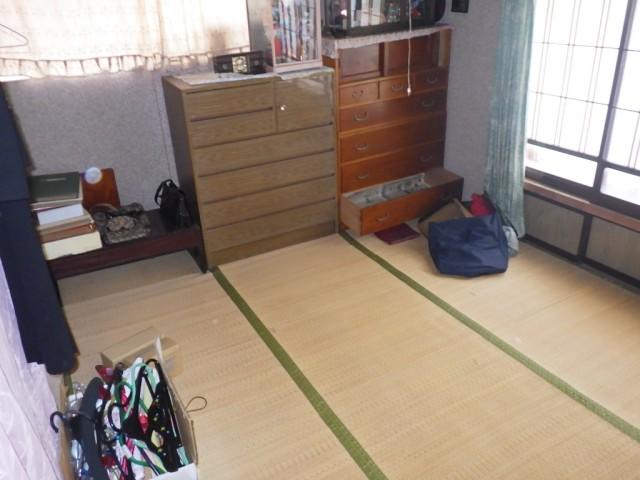 2階和室西側