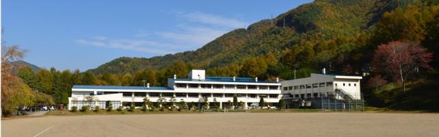 木祖中学校