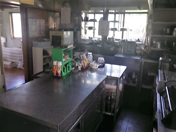 調理スペース
