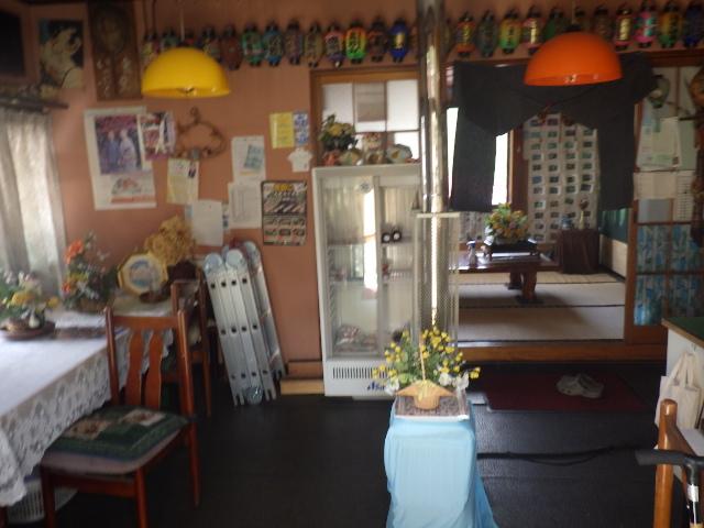 店舗 飲食スペース