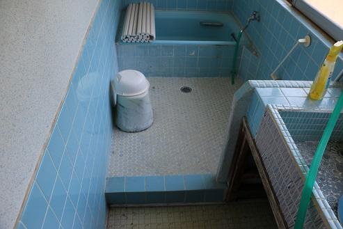 浴室&洗面台