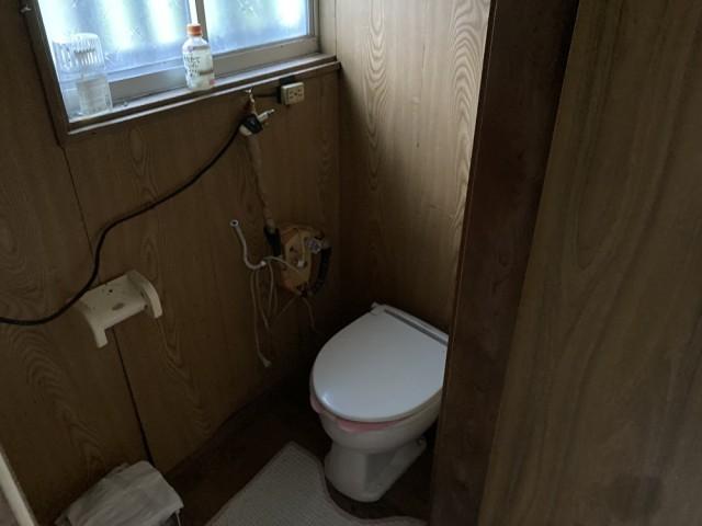 1階トイレ①