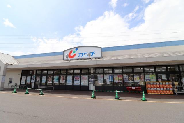 カワチ薬品 穂高店…950m